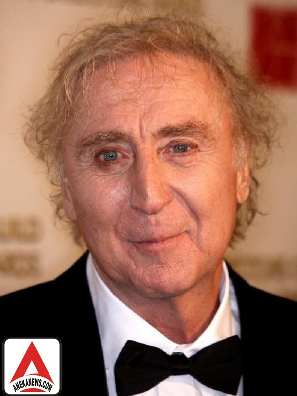 #Gosip Top :Gene Wilder 'Willy Wonka' Meninggal Dunia