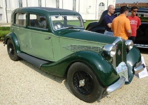 Bianchi S9 Superga Lusso 1936