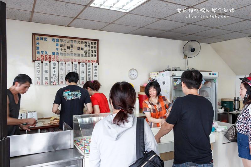 桃園明峰早餐店