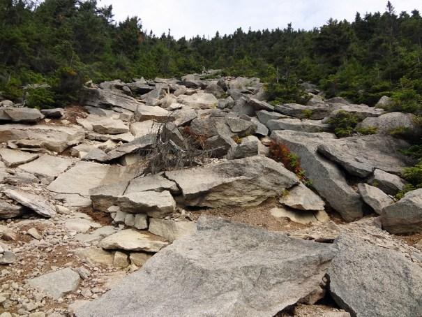 Mt. Tripyramid Hike South Slide