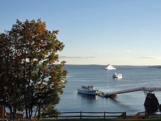 Bar Harbor Morning