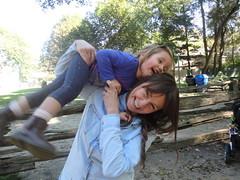 Karen 'Dueler' Deuel, and her daughter Penny