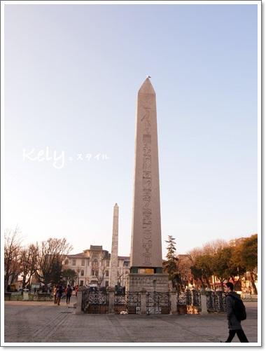 土耳其》伊斯坦堡(藍色清真寺、托卡匹皇宮、博斯普魯斯海峽遊船、埃及市集)☆Travel in TURKEY