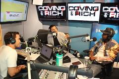 Edi Gathegi with Covino & Rich