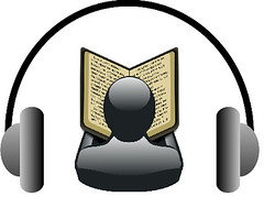 Audiobook_logo_small by neinarson, on Flickr