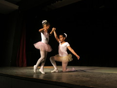 Young Ballerinas, Casa de Cultura, Havana