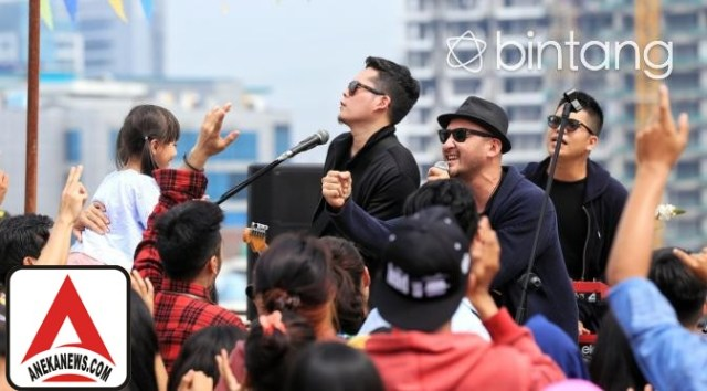 #Gosip Top :Tak Melulu Cinta, ALEXA Siapkan Lagu 'Brighter As One'
