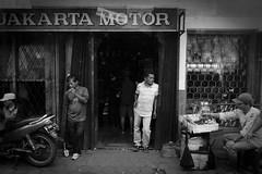 Jakarta Motor folks