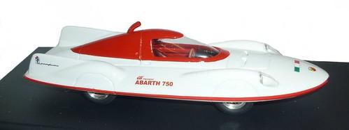Tron Abarth 750 record