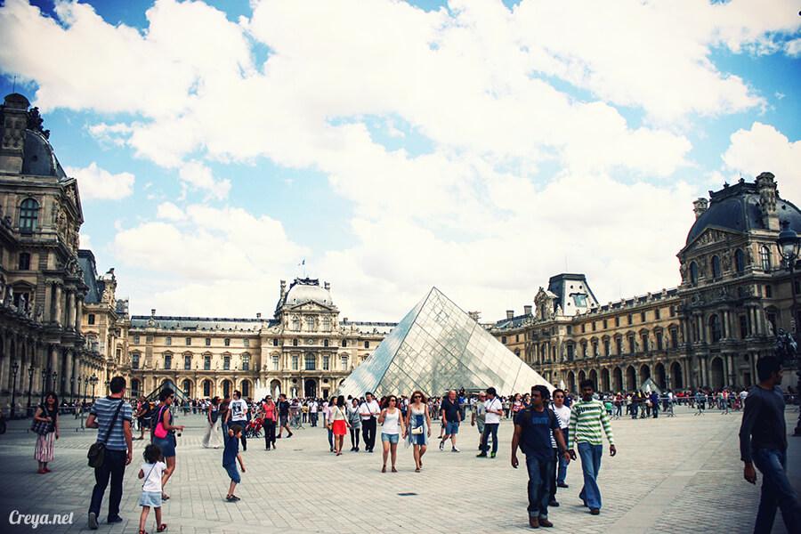 2016.8.28 | 看我的歐行腿| 法國巴黎凱旋門、香榭麗舍間的歷史之道 07