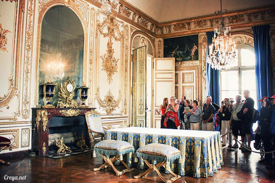 2016.08.14 | 看我的歐行腿| 法國巴黎凡爾賽宮 18
