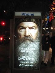 Duck Dynasty Placard 1