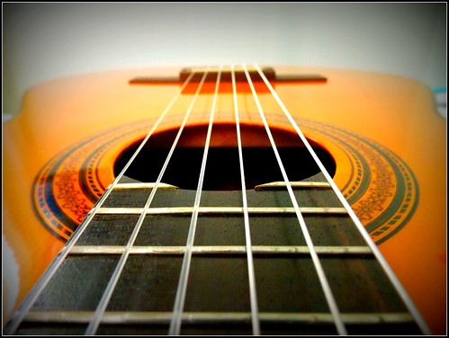 The Guitar (Fabianni L. Ribeiro)