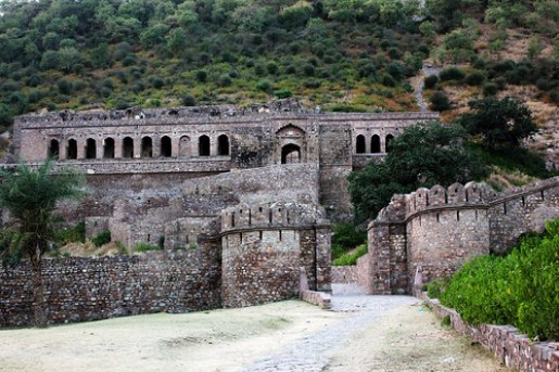Bhangarh Fort History In Hindi