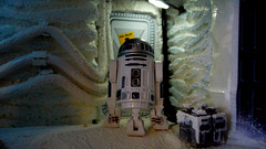 """Echo Base diorama - R2D2 in Echo Base at Hoth • <a style=""""font-size:0.8em;"""" href=""""http://www.flickr.com/photos/86825788@N06/8362425882/"""" target=""""_blank"""">View on Flickr</a>"""
