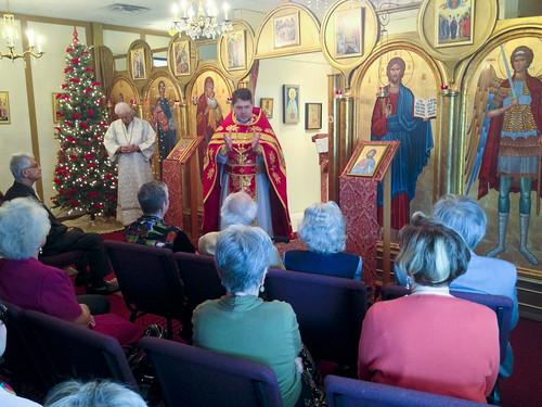 "Father Soroka celebrates the Divine Liturgy • <a style=""font-size:0.8em;"" href=""http://www.flickr.com/photos/72479515@N06/8283538410/"" target=""_blank"">View on Flickr</a>"