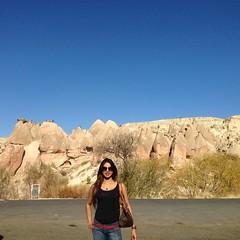 Actress Sanjjanaa holiday in Capadokiya (5)