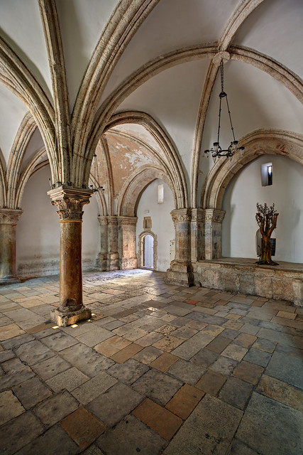 The Cenacle on Mount Zion