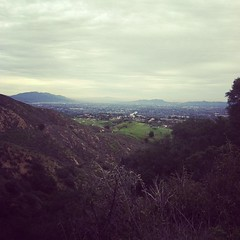 The view from my hike.