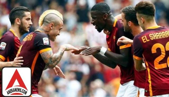 #Bola: Kecewanya Pelatih Roma Usai Ditahan Cagliari