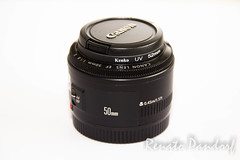 50mm - With Filter!
