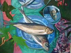 """Mackerel (68 x 61) • <a style=""""font-size:0.8em;"""" href=""""http://www.flickr.com/photos/93620332@N07/8545122763/"""" target=""""_blank"""">View on Flickr</a>"""