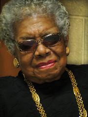 Maya Angelou visits YCP! 2/4/13