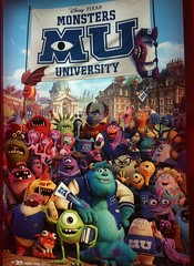 Monsters University ( M U )