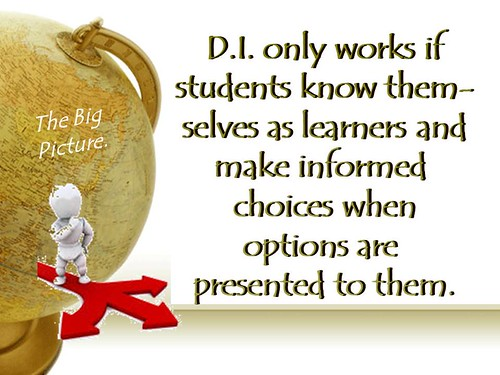 "Educational Resource:  ""DI only works if by Ken Whytock, on Flickr"