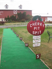 Cherry Pit Spit