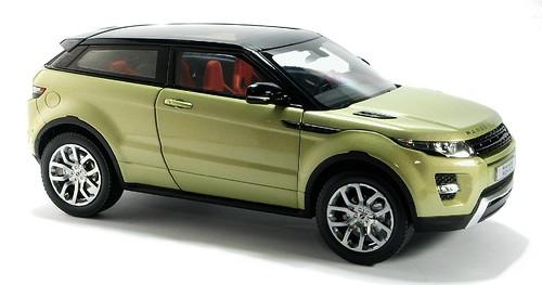 Welly Range Rover Evoque 1-24