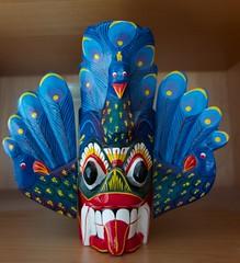 Sri Lankan Mask