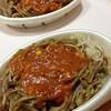 Photo:いわゆるイタリアン。太麺焼きそばのトマトソースかけ...。 By