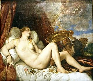 Viena-Wien. Kunsthistorisches Museum. Tiziano,...