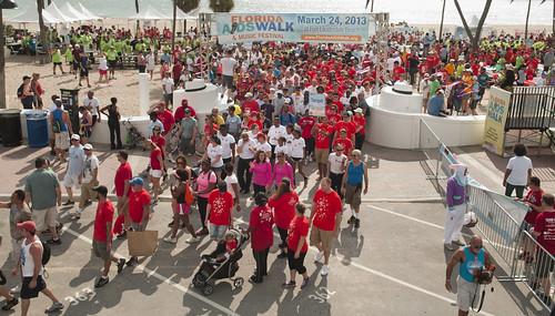 Florida AIDS Walk 2013