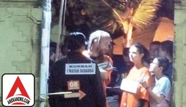 #Terkini: Rekonstruksi Polisi Dibunuh Turis di Bali