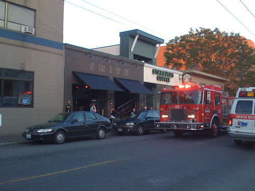 Horrible Accident At Smith Chs Capitol Hill Seattle