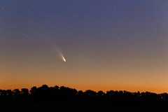Comet Panstarrs March 2nd 2013