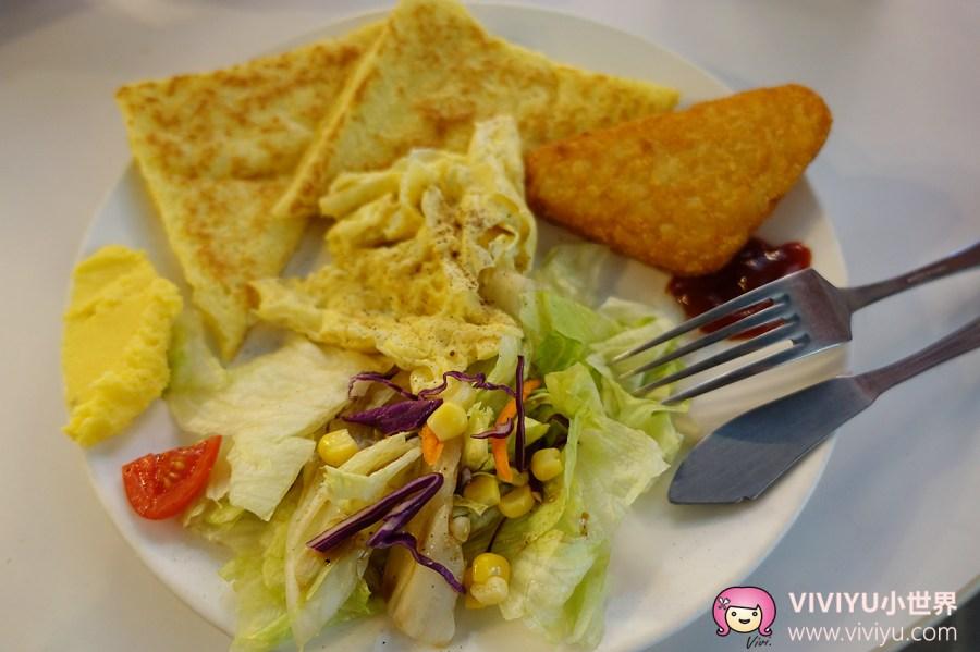 Morning Burger茉莉漢堡,桃園早午餐,桃園美食,美式早午餐,茉莉漢堡 @VIVIYU小世界