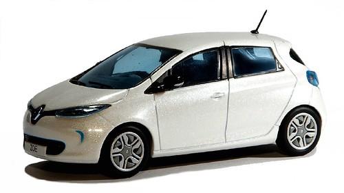 Eligor Renault ZOE