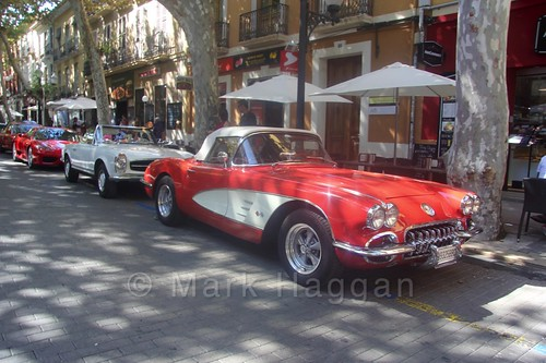 Classic Racing Revival 2016, Denia, Spain