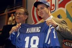 Peyton Manning draft