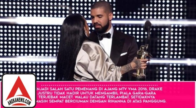 #Gosip Top :7 Momen Paling Fenomenal di MTV Video Music Awards 2016