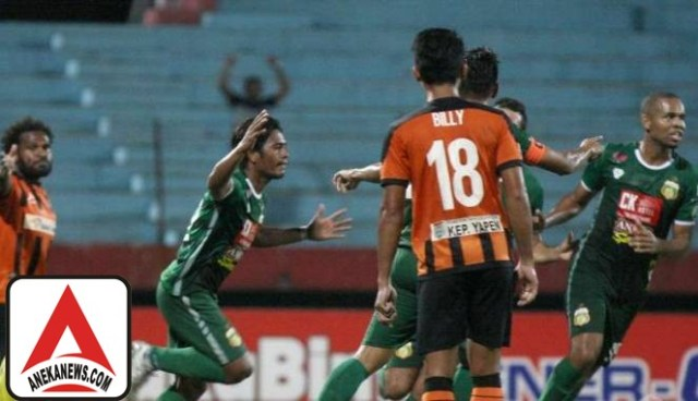 #Bola: Bungkam Perseru, BSU Tembus Tiga Besar TSC