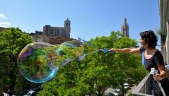 Bubbling Girona