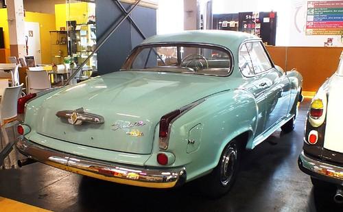 Borgward Isabella coupé (1)