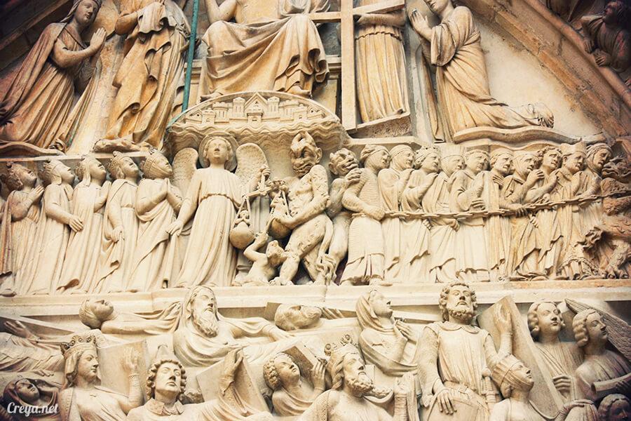 2016.10.02   看我的歐行腿  法國巴黎一日雙聖,在聖心堂與聖母院看見巴黎人的兩樣情 19