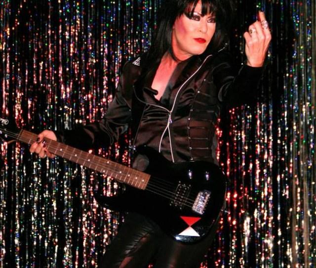 Joan Jett Tiffany Starr Tags Club Stage Transgender Entertainment Nightlife Dragqueen Crossdresser Joanjett