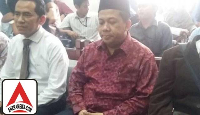 #Terkini: Sidang Gugatan Fahri Hamzah Ditunda Pekan Depan