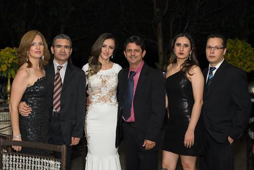 Márcia e Hélder, Du Ramos e Célio Eduardo de Oliveira, Alceny e Cléberson
